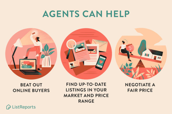 Agents Can Help you buy your next property.